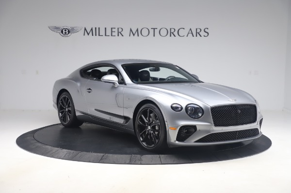 New 2020 Bentley Continental GT V8 First Edition for sale $276,600 at Bentley Greenwich in Greenwich CT 06830 11