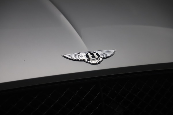 New 2020 Bentley Continental GT V8 First Edition for sale $276,600 at Bentley Greenwich in Greenwich CT 06830 14
