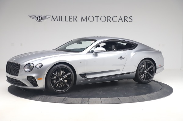 New 2020 Bentley Continental GT V8 First Edition for sale $276,600 at Bentley Greenwich in Greenwich CT 06830 2