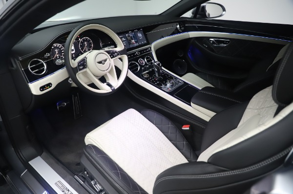 New 2020 Bentley Continental GT V8 First Edition for sale $276,600 at Bentley Greenwich in Greenwich CT 06830 20
