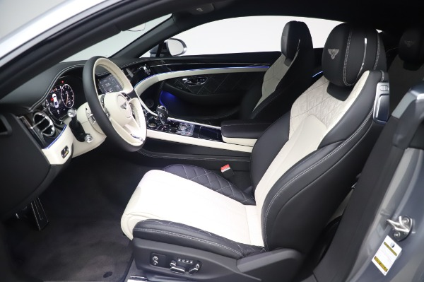 New 2020 Bentley Continental GT V8 First Edition for sale $276,600 at Bentley Greenwich in Greenwich CT 06830 21