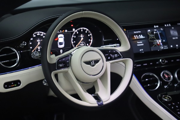 New 2020 Bentley Continental GT V8 First Edition for sale $276,600 at Bentley Greenwich in Greenwich CT 06830 24