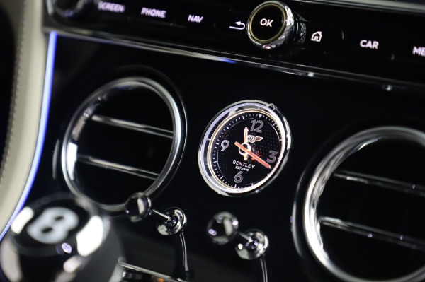Used 2020 Bentley Continental GT V8 First Edition for sale $253,900 at Bentley Greenwich in Greenwich CT 06830 26