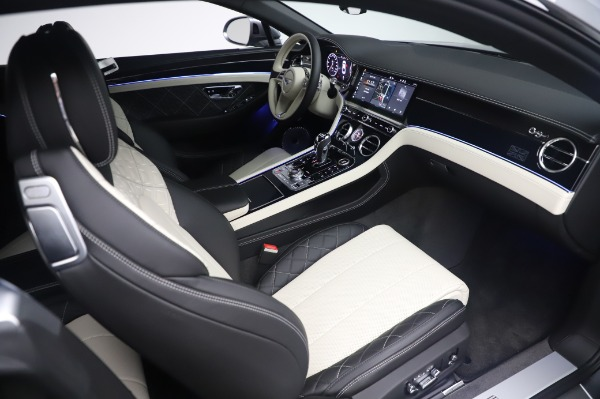 New 2020 Bentley Continental GT V8 First Edition for sale $276,600 at Bentley Greenwich in Greenwich CT 06830 27