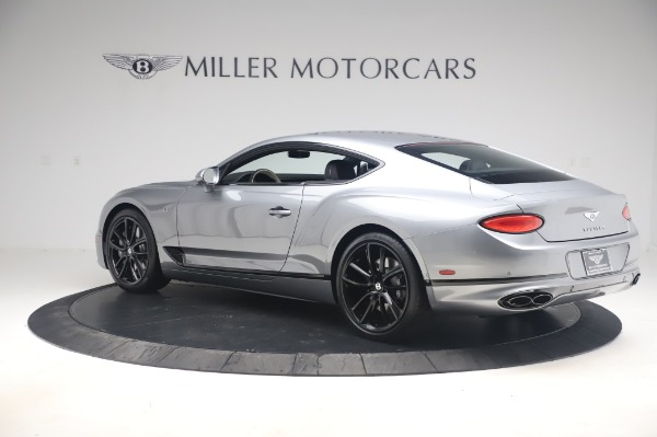 New 2020 Bentley Continental GT V8 First Edition for sale $276,600 at Bentley Greenwich in Greenwich CT 06830 4