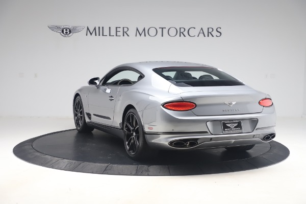 New 2020 Bentley Continental GT V8 First Edition for sale $276,600 at Bentley Greenwich in Greenwich CT 06830 5