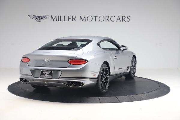 New 2020 Bentley Continental GT V8 First Edition for sale $276,600 at Bentley Greenwich in Greenwich CT 06830 7