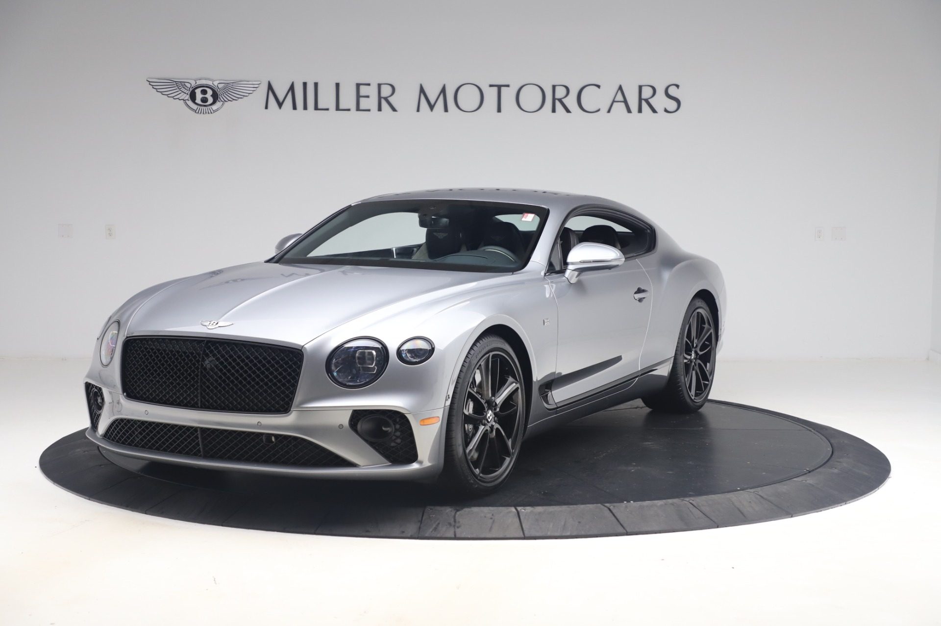 New 2020 Bentley Continental GT V8 First Edition for sale $276,600 at Bentley Greenwich in Greenwich CT 06830 1