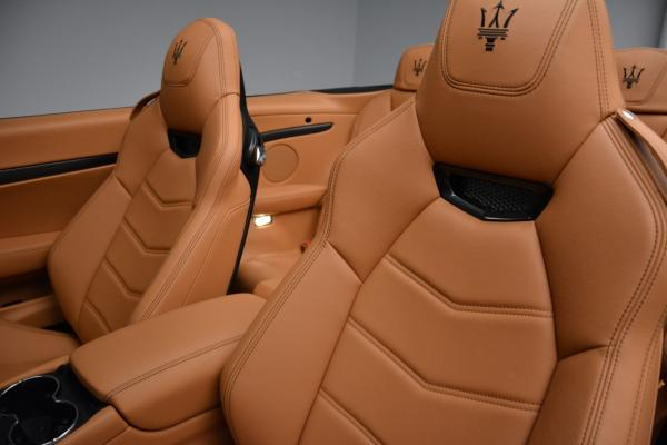 New 2016 Maserati GranTurismo MC for sale Sold at Bentley Greenwich in Greenwich CT 06830 23