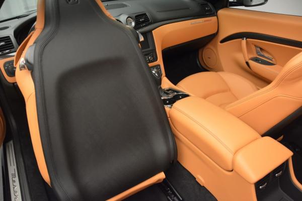 New 2016 Maserati GranTurismo MC for sale Sold at Bentley Greenwich in Greenwich CT 06830 25