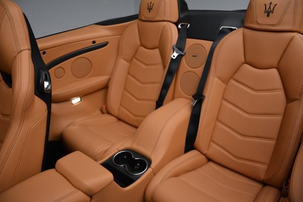 New 2016 Maserati GranTurismo MC for sale Sold at Bentley Greenwich in Greenwich CT 06830 26