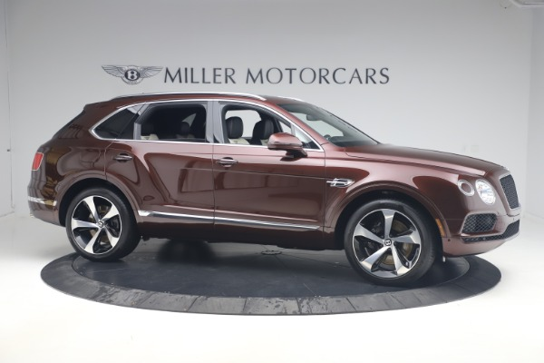 Used 2020 Bentley Bentayga V8 for sale Sold at Bentley Greenwich in Greenwich CT 06830 10