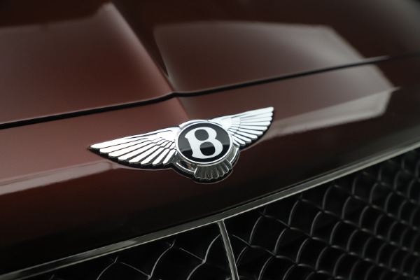 Used 2020 Bentley Bentayga V8 for sale Sold at Bentley Greenwich in Greenwich CT 06830 14