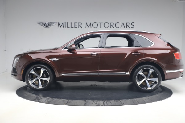 Used 2020 Bentley Bentayga V8 for sale Sold at Bentley Greenwich in Greenwich CT 06830 3
