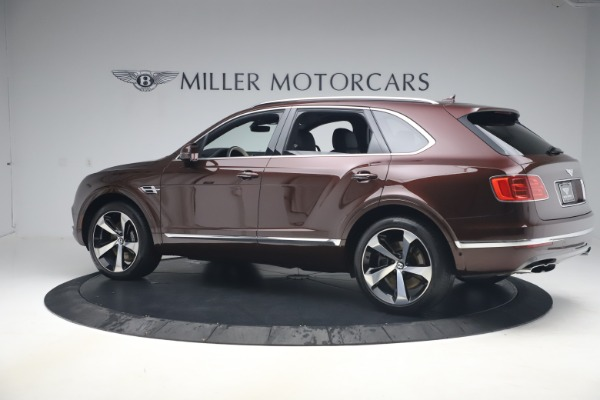 Used 2020 Bentley Bentayga V8 for sale Sold at Bentley Greenwich in Greenwich CT 06830 4