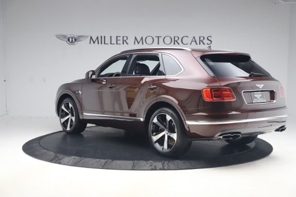 Used 2020 Bentley Bentayga V8 for sale Sold at Bentley Greenwich in Greenwich CT 06830 5