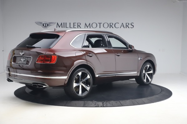 Used 2020 Bentley Bentayga V8 for sale Sold at Bentley Greenwich in Greenwich CT 06830 8