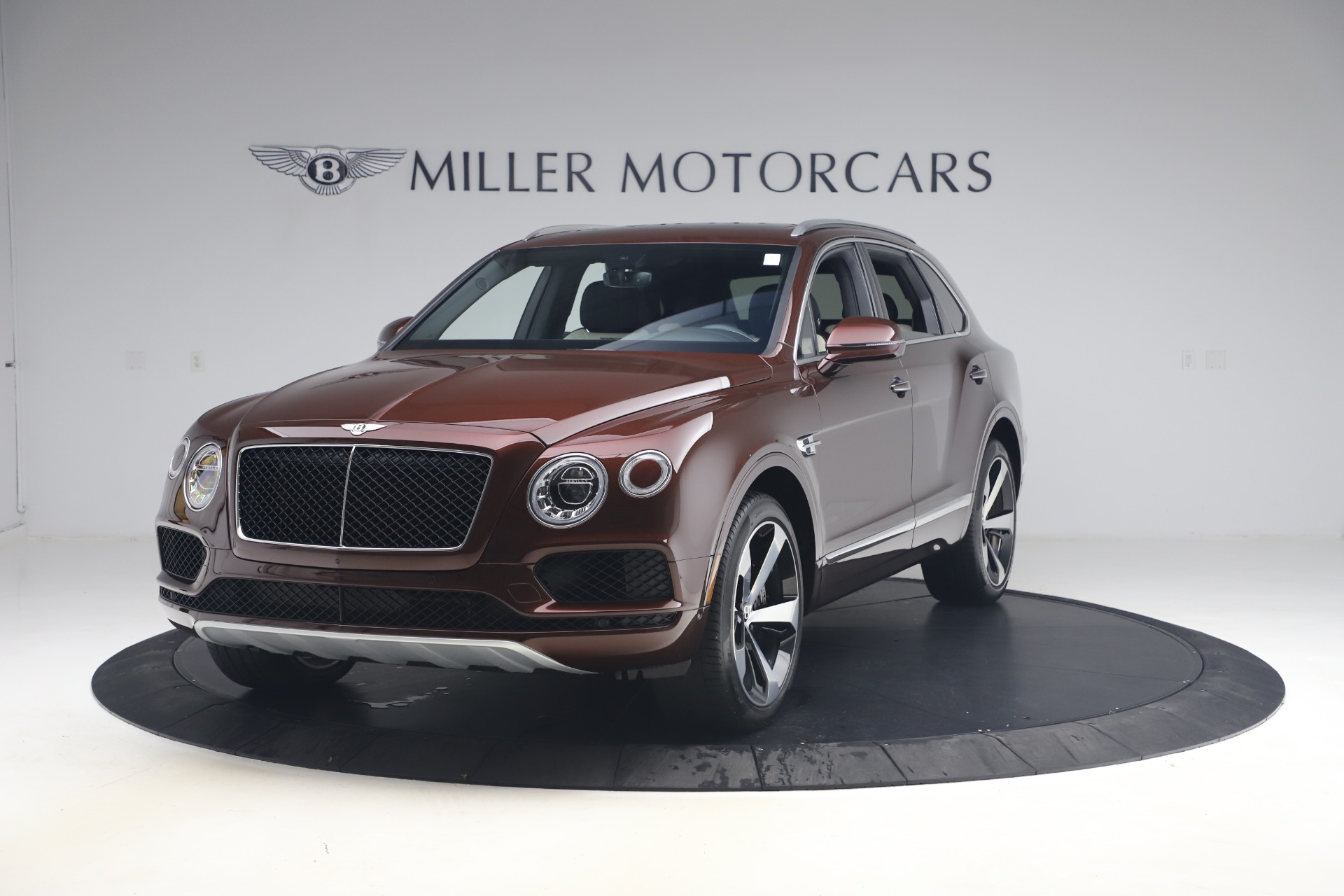 Used 2020 Bentley Bentayga V8 for sale Sold at Bentley Greenwich in Greenwich CT 06830 1
