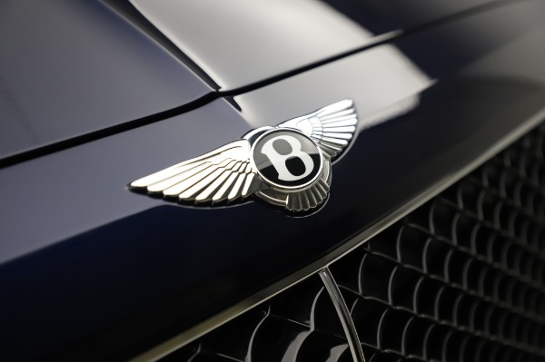 Used 2020 Bentley Bentayga V8 for sale Call for price at Bentley Greenwich in Greenwich CT 06830 13