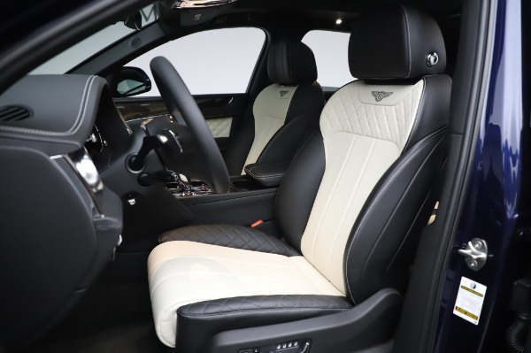 Used 2020 Bentley Bentayga V8 for sale Call for price at Bentley Greenwich in Greenwich CT 06830 17