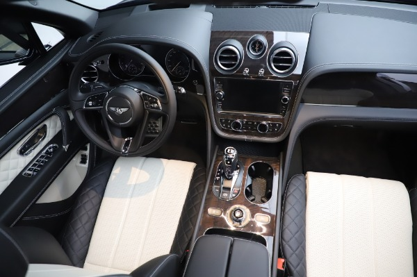 Used 2020 Bentley Bentayga V8 for sale Call for price at Bentley Greenwich in Greenwich CT 06830 23