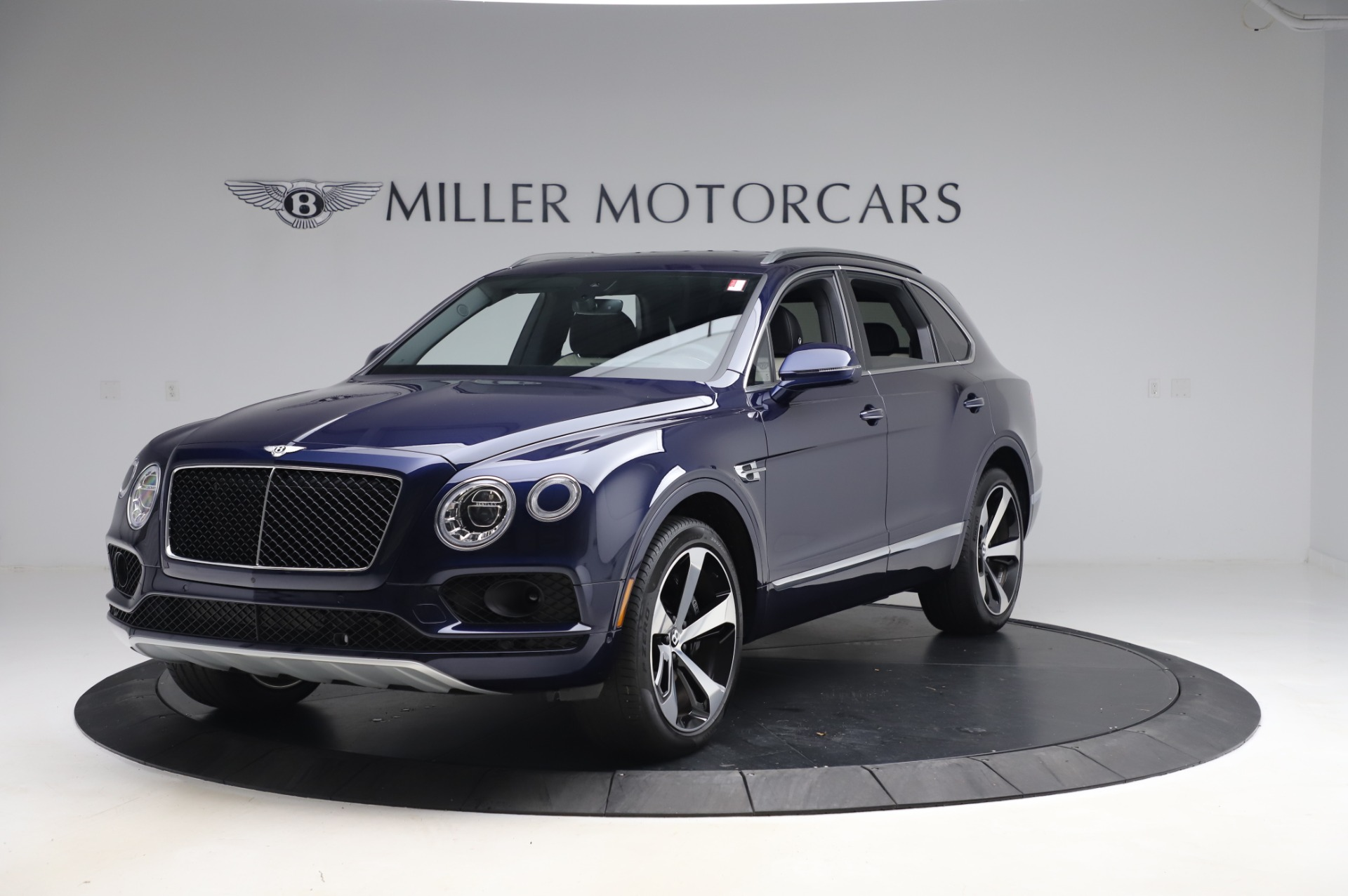 Used 2020 Bentley Bentayga V8 for sale Call for price at Bentley Greenwich in Greenwich CT 06830 1