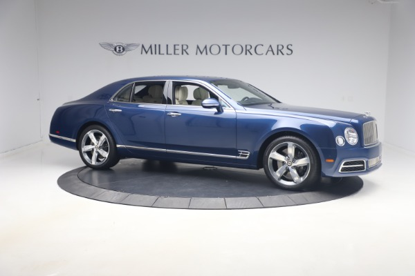 Used 2020 Bentley Mulsanne Speed for sale $269,900 at Bentley Greenwich in Greenwich CT 06830 10