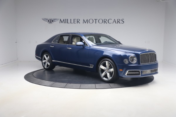 Used 2020 Bentley Mulsanne Speed for sale $279,900 at Bentley Greenwich in Greenwich CT 06830 11