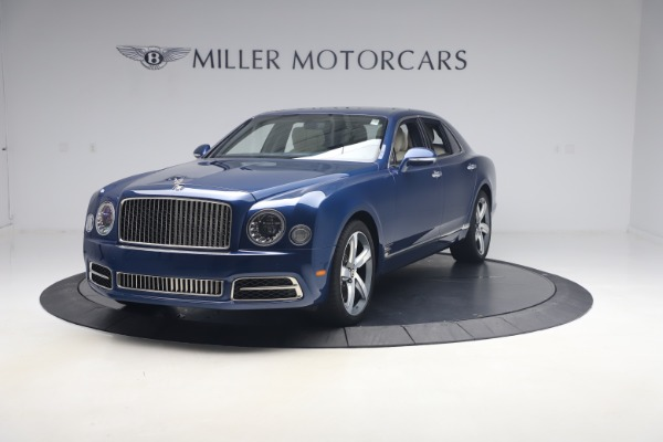 Used 2020 Bentley Mulsanne Speed for sale $279,900 at Bentley Greenwich in Greenwich CT 06830 2