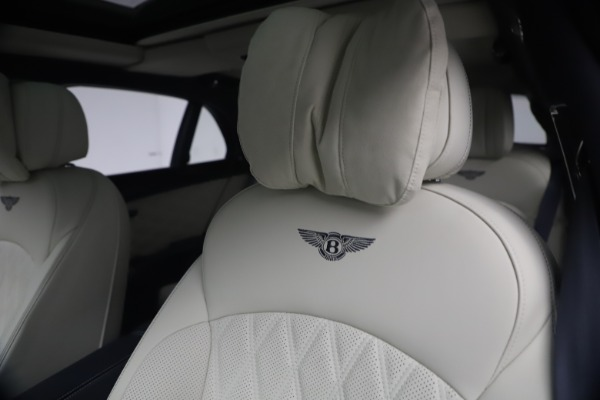 Used 2020 Bentley Mulsanne Speed for sale $279,900 at Bentley Greenwich in Greenwich CT 06830 20