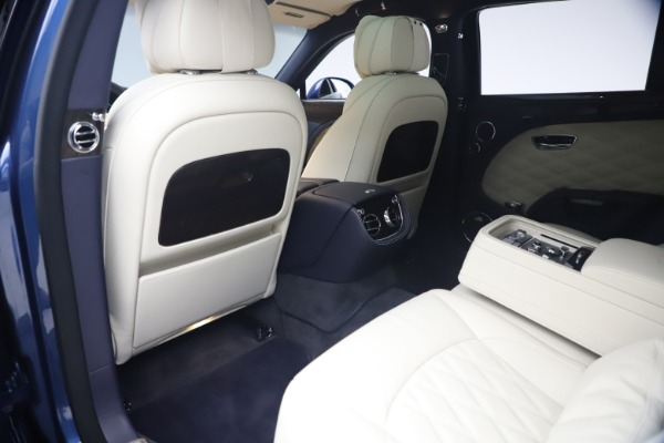 Used 2020 Bentley Mulsanne Speed for sale $279,900 at Bentley Greenwich in Greenwich CT 06830 21