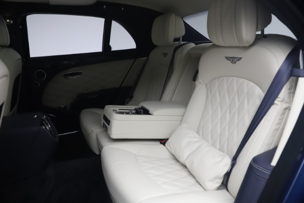 Used 2020 Bentley Mulsanne Speed for sale $279,900 at Bentley Greenwich in Greenwich CT 06830 23