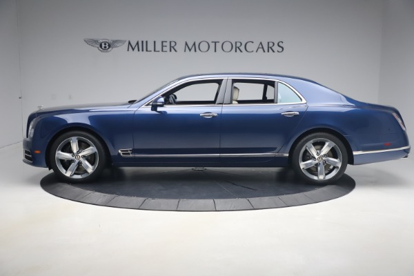 Used 2020 Bentley Mulsanne Speed for sale $269,900 at Bentley Greenwich in Greenwich CT 06830 3