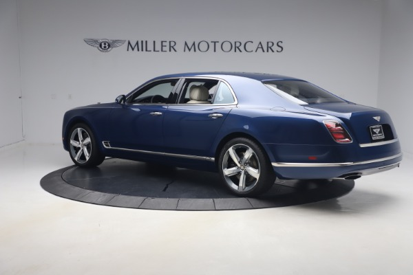 Used 2020 Bentley Mulsanne Speed for sale $279,900 at Bentley Greenwich in Greenwich CT 06830 5