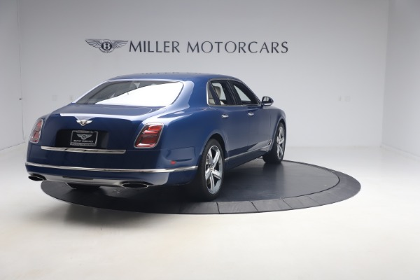 Used 2020 Bentley Mulsanne Speed for sale $279,900 at Bentley Greenwich in Greenwich CT 06830 7