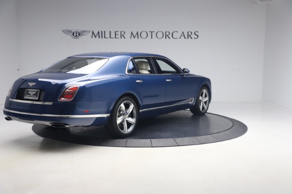 Used 2020 Bentley Mulsanne Speed for sale $279,900 at Bentley Greenwich in Greenwich CT 06830 8