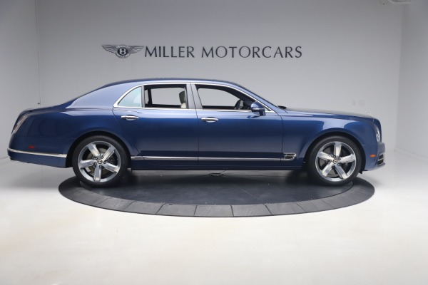 Used 2020 Bentley Mulsanne Speed for sale $279,900 at Bentley Greenwich in Greenwich CT 06830 9