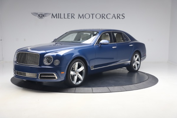 Used 2020 Bentley Mulsanne Speed for sale $279,900 at Bentley Greenwich in Greenwich CT 06830 1