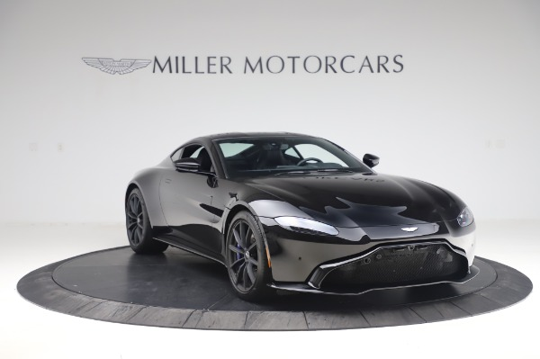 Used 2020 Aston Martin Vantage Coupe for sale $155,800 at Bentley Greenwich in Greenwich CT 06830 10