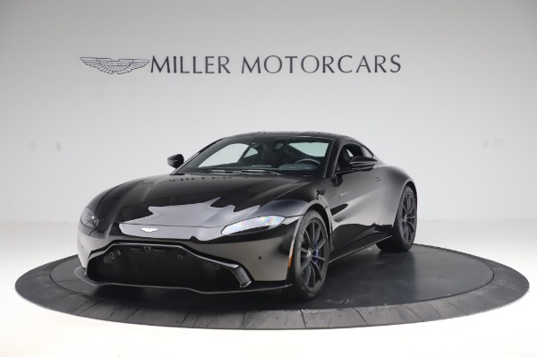 Used 2020 Aston Martin Vantage Coupe for sale $155,800 at Bentley Greenwich in Greenwich CT 06830 12