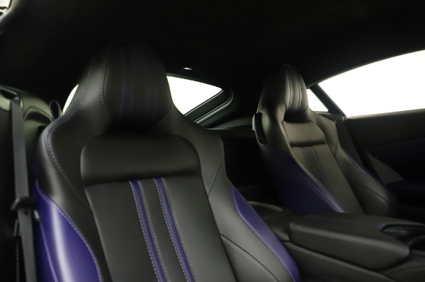 Used 2020 Aston Martin Vantage Coupe for sale $155,800 at Bentley Greenwich in Greenwich CT 06830 18