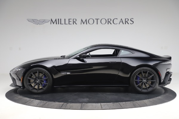 Used 2020 Aston Martin Vantage Coupe for sale $155,800 at Bentley Greenwich in Greenwich CT 06830 2