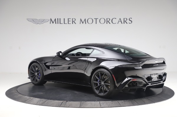 Used 2020 Aston Martin Vantage for sale $149,900 at Bentley Greenwich in Greenwich CT 06830 3