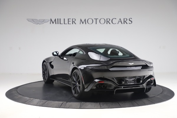 Used 2020 Aston Martin Vantage Coupe for sale $155,800 at Bentley Greenwich in Greenwich CT 06830 4