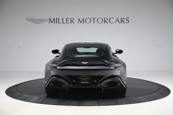 Used 2020 Aston Martin Vantage Coupe for sale $155,800 at Bentley Greenwich in Greenwich CT 06830 5