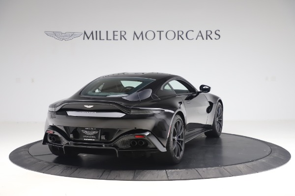 Used 2020 Aston Martin Vantage Coupe for sale $155,800 at Bentley Greenwich in Greenwich CT 06830 6