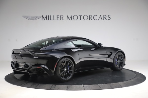 Used 2020 Aston Martin Vantage Coupe for sale $155,800 at Bentley Greenwich in Greenwich CT 06830 7