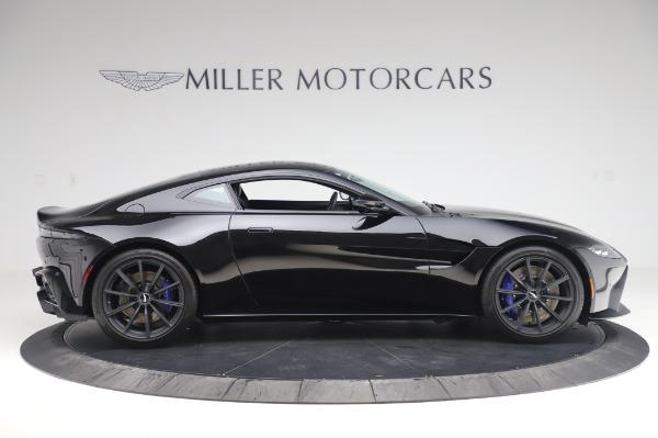 Used 2020 Aston Martin Vantage for sale $149,900 at Bentley Greenwich in Greenwich CT 06830 8