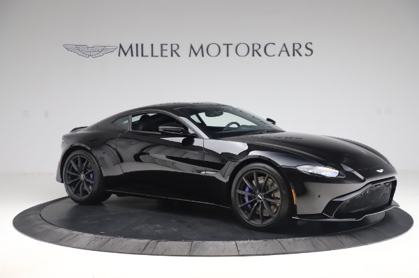 Used 2020 Aston Martin Vantage Coupe for sale $155,800 at Bentley Greenwich in Greenwich CT 06830 9