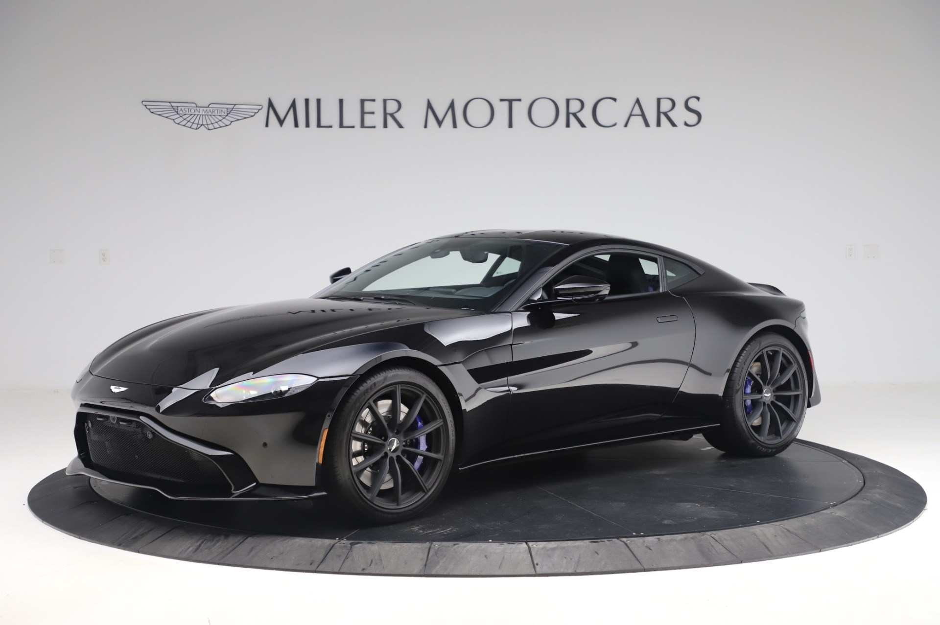 Used 2020 Aston Martin Vantage Coupe for sale $155,800 at Bentley Greenwich in Greenwich CT 06830 1